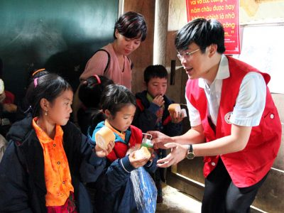 Mi2 đồng hành cùng học sinh vùng cao Nậm Pồ – Điện Biên 8/2015