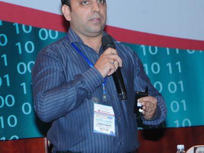Sanket Bhasin -Trưởng nhóm tư vấn giải pháp McAfee đến làm việc tại VP Công ty Mi2