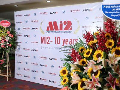 Chuỗi sự kiện kỷ niệm 10 năm thành lập Mi2