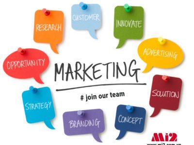 Mi2 HCM tuyển dụng Marketing Executive