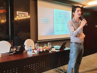 Hội thảo giới thiệu giải pháp An ninh tự động – Rapid7 Automation Workshop