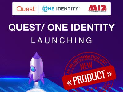 Mi2 chính thức phân phối sản phẩm của Quest/One Identity