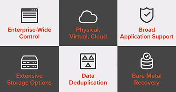 Đơn giản hóa bảo vệ dữ liệu backup và phục hồi