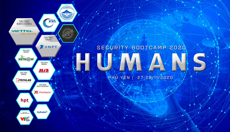 """Security Bootcamp 2020 được tổ chức với chủ đề """"Con người: Nhân tố kiến tạo mạng lưới an toàn thông tin"""""""